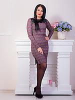 Эффектное платье с разрезами