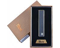 Зажигалка подарочная (спираль накаливания, USB) №4762-3