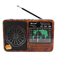 Радио RX 1412, радиоприемник, фм радио, FM радио, портативное радио, приемник с MP3 проигрывателем, фото 1