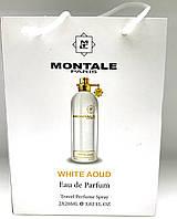 Montale White Aoud edp 2x20 ml в подарочной упаковке