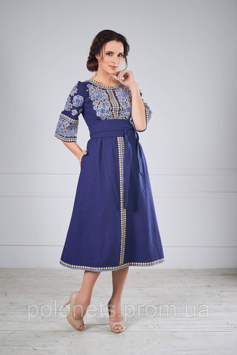 3ee0836c742a69 Стильна сукня вишиванка: продажа, цена в Києві. сукні жіночі от ...