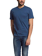 Мужская футболка LC Waikiki синего цвета M