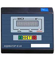 Весовой индикатор Промприлад IЕ-04