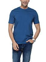 Мужская футболка LC Waikiki синего цвета