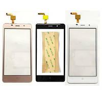 Сенсорна панель для смартфону leagoo m5
