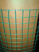 Сетка сварная оцинкованная, Ячейка 19х19 мм. Диаметр 1,6 мм.