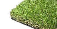 Искусственная трава для газона Fine PX2, 35 мм с подшерстком