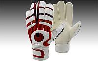 Перчатки вратарские UHLSPORT р.9  с защитными вставками, фото 1