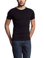 Мужская футболка LC Waikiki черного цвета, фото 1