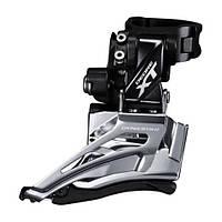 Переключатель передний Shimano Deore XT FD-M8025-H 2x11 High Clamp Down-Swing универсальная тяга