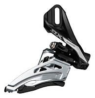 Переключатель передний Shimano SLX FD-M7020-D 2x11 DirectMount Side-Swing передняя тяга