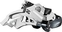 Переключатель передний Shimano Alivio FD-M4000 Top-Swing 3 скорости