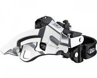 Переключатель передний Shimano Deore FD-M610 Top-Swing 3 скорости (FDM610X6)