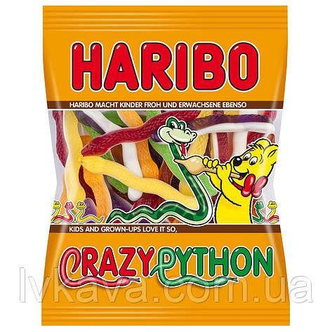 Желейные конфеты Haribo Crazy Python , 200 гр, фото 2