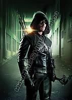 Картина 40х60см Стрела Arrow Постер