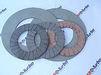 Накладки на диски сцепления в ассортименте