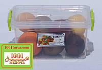 Контейнер пищевой 1,5 л LUX, фото 1