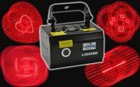 Лазер LanLing L3D80RR 100mW Mini Red 3D Laser Light