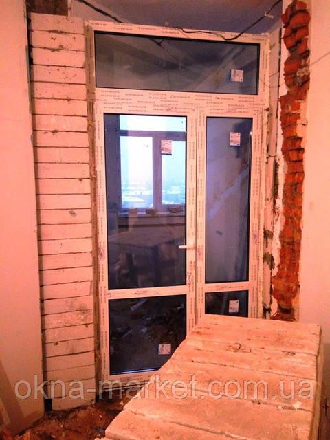 Пластиковые двери в Киеве