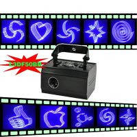 Лазер LanLing L3DF50BB 150mW Blue Mini 3D Light