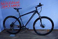 """Горный велосипед Winner Pulse Disk 29 дюймов рама 17"""", рост 160-175 см., цвет темно-серо-синий"""