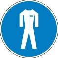 Знаки безопасности необходимо носить защитную одежду