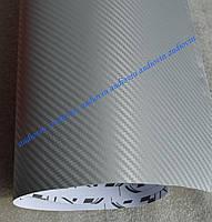 Карбоновая пленка серая 50х127см