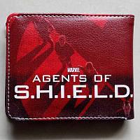 Кошелек Агенты Щит Agents of S.H.I.E.L.D. Эмблема 50/122