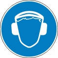 Знаки безопасности необходимо носить средства защиты органов слуха