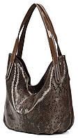 Кожаные сумочки - имитация змеиной кожи