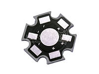 Подложка STAR для 1 мощного светодиода