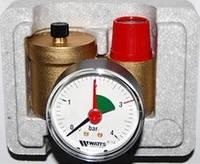 Группа безопасности котла WATTS KSG 30 N до 50 кВт в изоляции (10005232)
