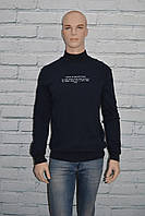 Водолазка мужская хлопок под горло на флисе размер М, L, XL, XXL Украина