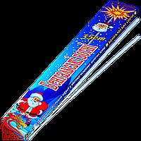 Бенгальские огни, длина: 35 см., в упаковке: 5 шт., время горения: 80 секунд