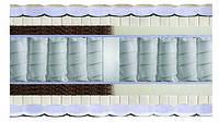 Матрас Noble/Нобль 150х200 с разными степенями Жесткости половин