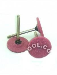 Насадка диск корунд розовый 24мм, фото 2