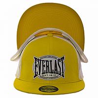 Реперка для парня желтая Everlast