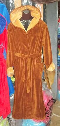 Купить недорого мужской банный халат, фото 2