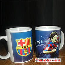 "Чашка ""Месси - Барселона"""