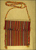 Ткана сумка кольорова мала
