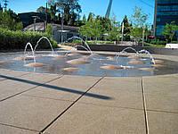 Резиновая плитка вокруг бассейнов, онтискользящее покрытие для аквапарков