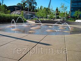 Резиновая плитка вокруг бассейнов, противоскользящее покрытие для аквапарков