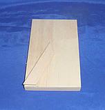 Подставка под планшет 21.5х14.5х3/14 см фанера заготовка для декора, фото 4