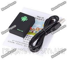 GPS-трекер Mini A8. Мини сигнализация., фото 3