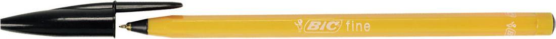 """Ручка шариковая """"BIC"""" Orange черная"""