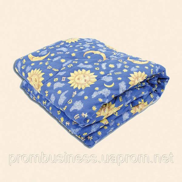 Одеяло летнее145х210  бязь