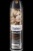 Лак Balea ультра-сильной фиксации волос, 300 мл,