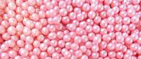 """Посыпка сахарная для кондитерских изделий """"Жемчуг розовый перламутровый"""", 5 мм, 20 г"""