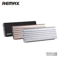 Powerbank (Polymer Battery) Remax Vanguard RP-V20, 1xUSB, 5V, 2.1A, 20000mAh,черный