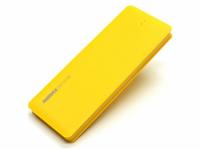 Powerbank Remax Candy Power Box 5000mAh желтый